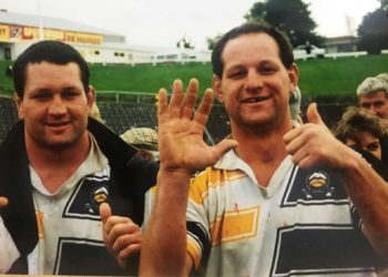 CMK club rugby flashback: New Plymouth Old Boys run of form in the 1990s